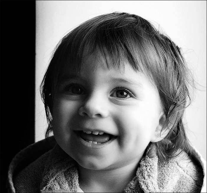 black&white  | child, emotion, black and white