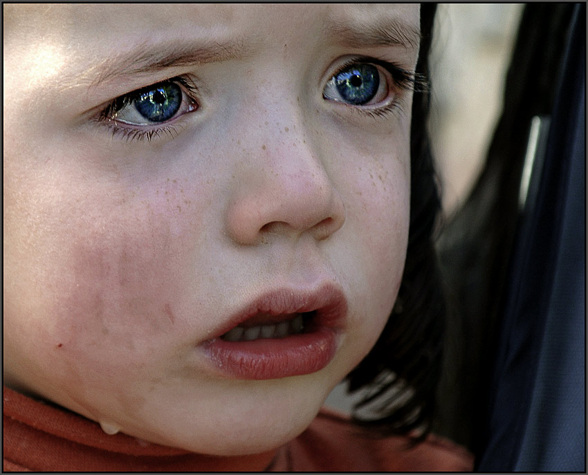 Kid | emotion, child, freckles