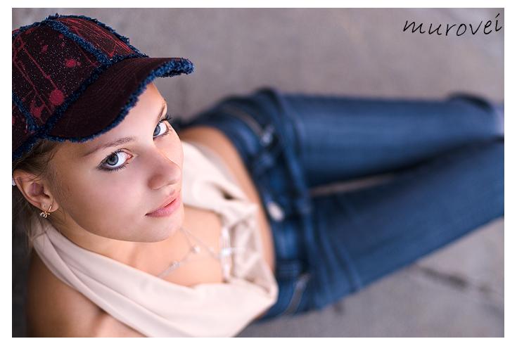 Ann | hat, nature, woman