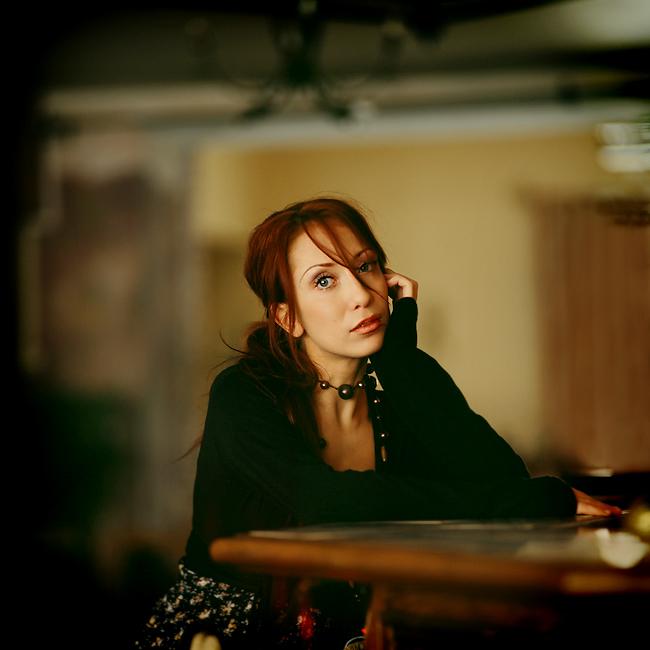 Bar | woman, hand, redhead