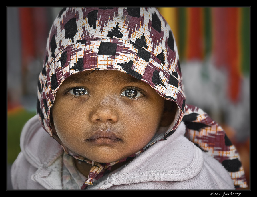 "From the ""Mysterious Nepal"" series XVII 