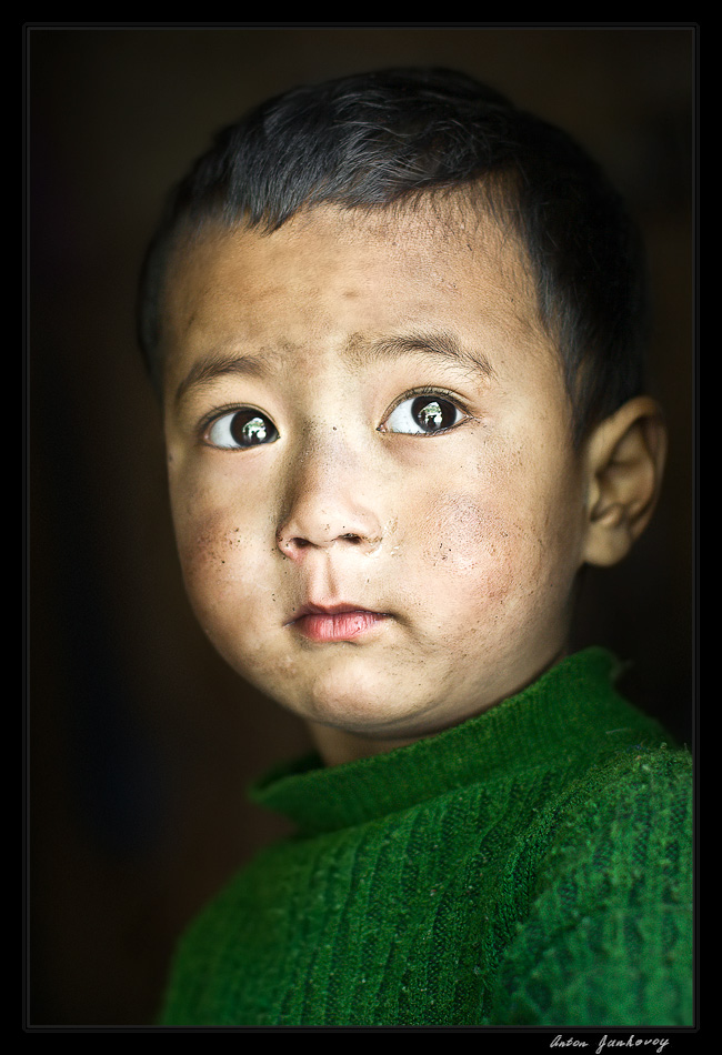 "From ""The Mysterious Nepal"" series 