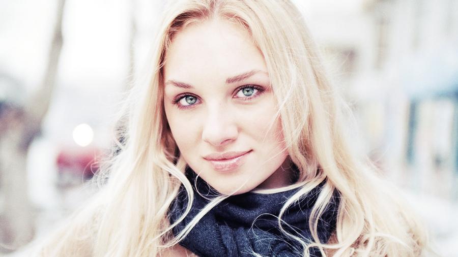 starshine | woman, blonde, nature