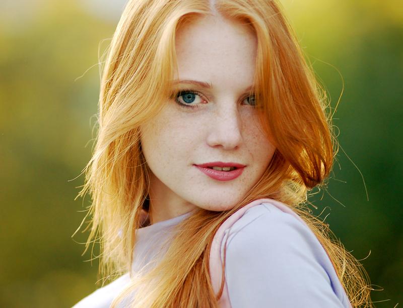 Sunny Portrait Photos