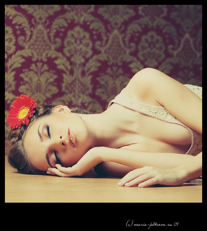 Lena   hands, flower, emotion