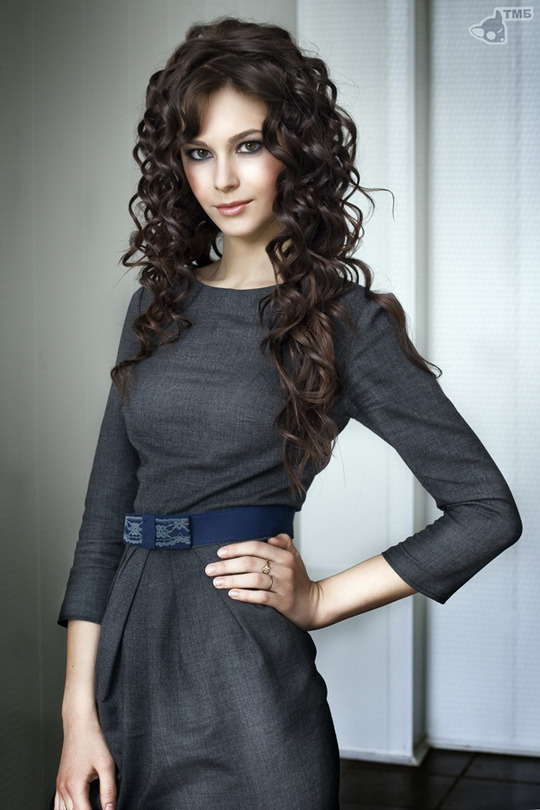 Curls | curls, brunette