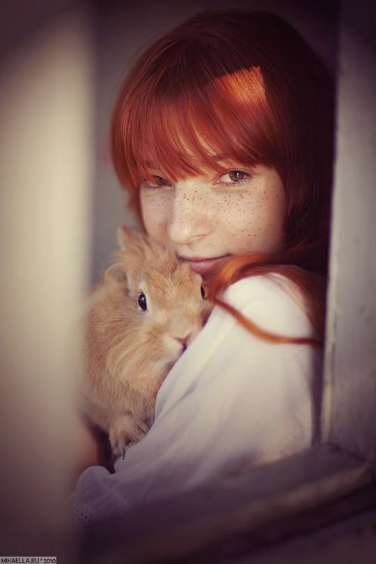 Redheads | freckles, redhead
