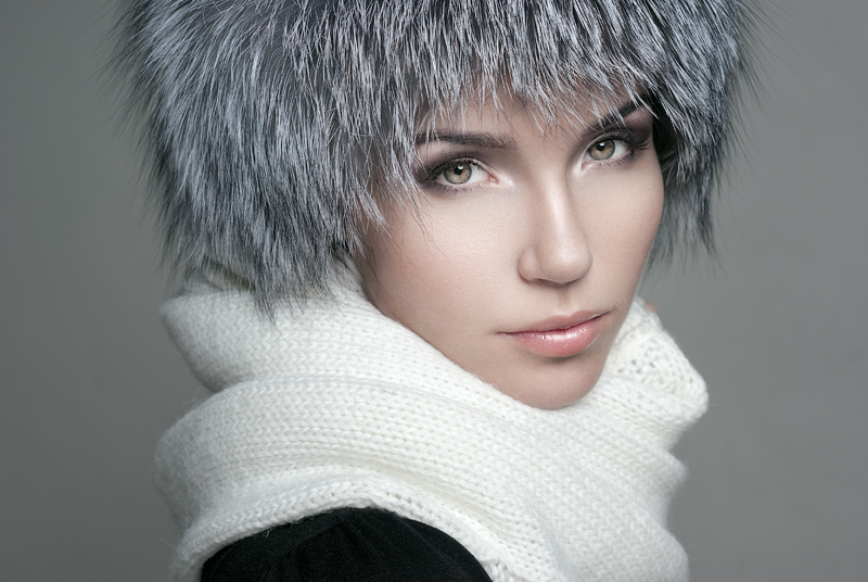 Winter | close-up, fur