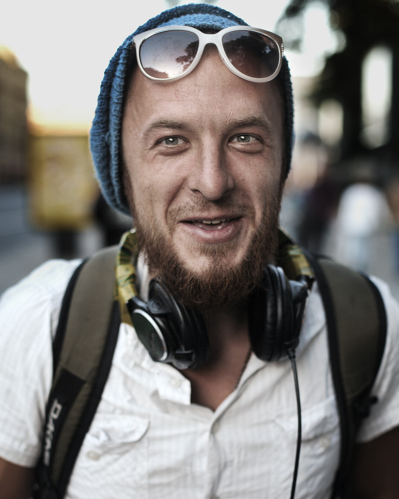 Hippy | hippy, glasses, man, headphones