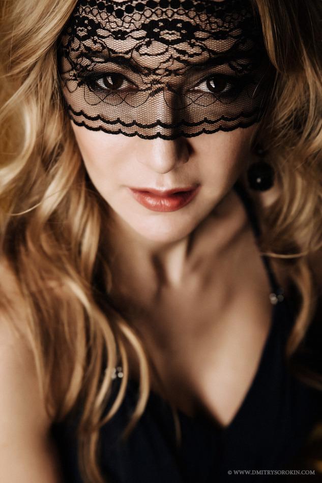 Mysterious girl | mysterious girl, mask, bra, blond